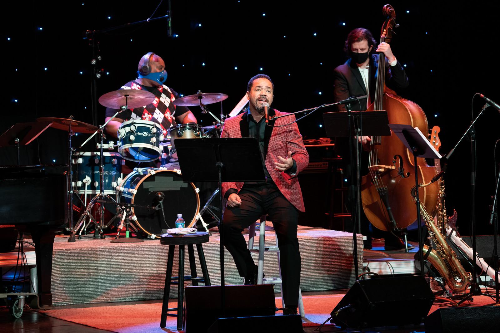 Caption: Bob Thompson Trio, Credit: Perry Bennett