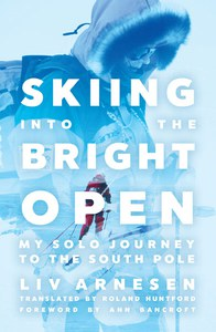 Caption: Skiing into the Bright Open