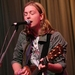 Caption: Brandi Carlile onstage at Eddie's Attic