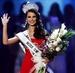 Caption: Miss Universe 2009 Stefania Fernandez, Credit: AP