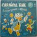 "Caption: Ludwig von Drake (Paul Frees) on the 5th ""Cartoon Carnival"" with Joe Bev."
