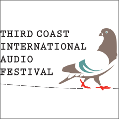 "The Filmless Festival is presented by Chicago's <a href=""http://thirdcoastfestival.org/"">Third Coast International Audio Festival</a> Credit:"