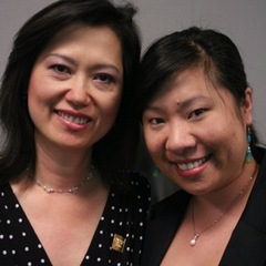 "Theresa Nguyen (L) talks to her daughter, Stephanie (R), about balancing their Vietnamese heritage with raising a family in the United States. <a href=""http://www.prx.org/pieces/52422-storycorps-theresa-and-stephanie-nguyen"">Listen Here</a>. Credit:"