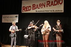 Whiskey Bent Valley Boys on Red Barn Radio Credit: Photo: David Dawson