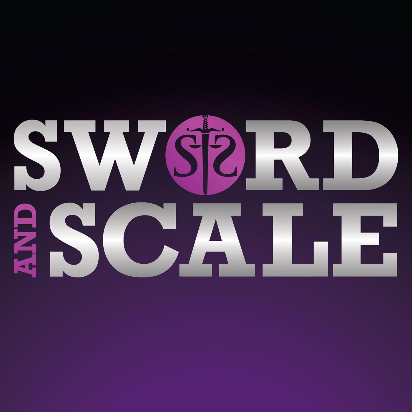 Caption: Sword and Scale, Credit: Mike Boudet