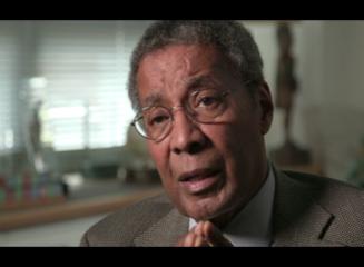 Caption: Harvard Professor Emeritus Alvin Poussaint