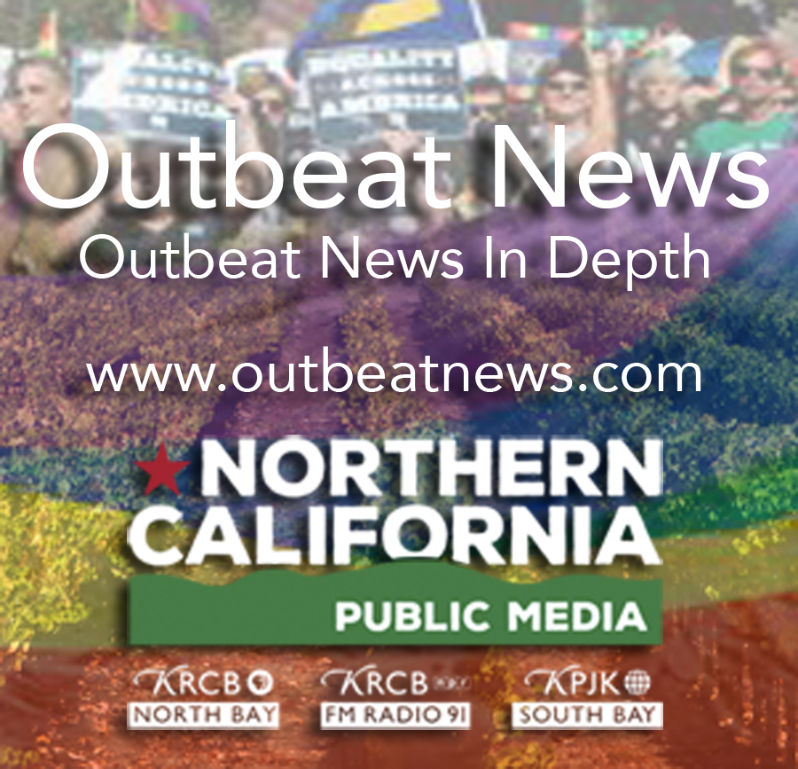 Caption: LGBTQ News From The North Bay And Beyond, Credit: Greg Miraglia, Host and Producer