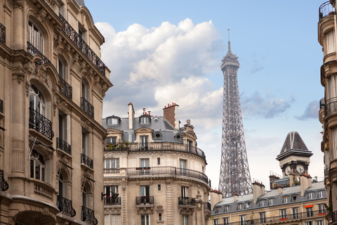 Caption: Paris Street View, Credit: ArtJazz