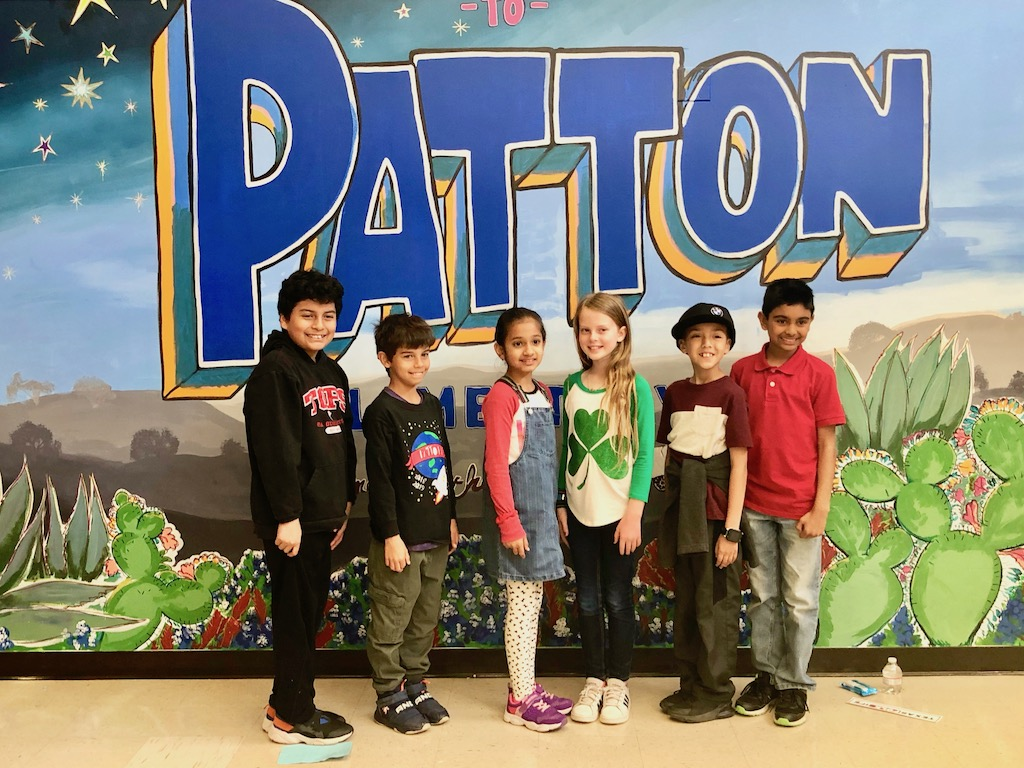 Caption: Patton Elementary