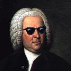 Caption: J.S. Bach
