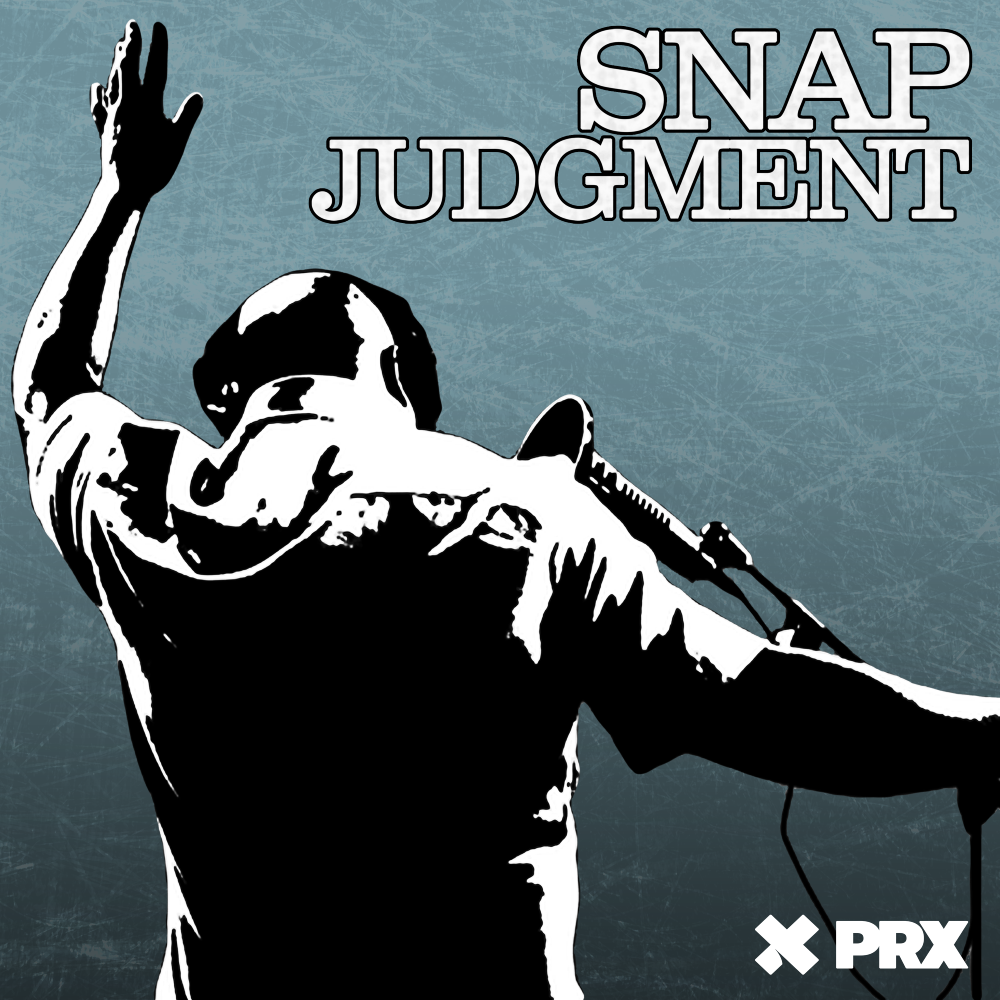 Caption: Snap Judgment