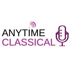 Caption: Anytime Classical logo, Credit: Classical Music Indy