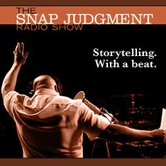 Caption: Snap Judgment by Glynn Washington