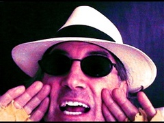 Caption: Sly Crooner of Swanktown
