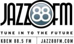 Caption: KBEM Jazz 88 FM, Credit: http://www.jazz88fm.com