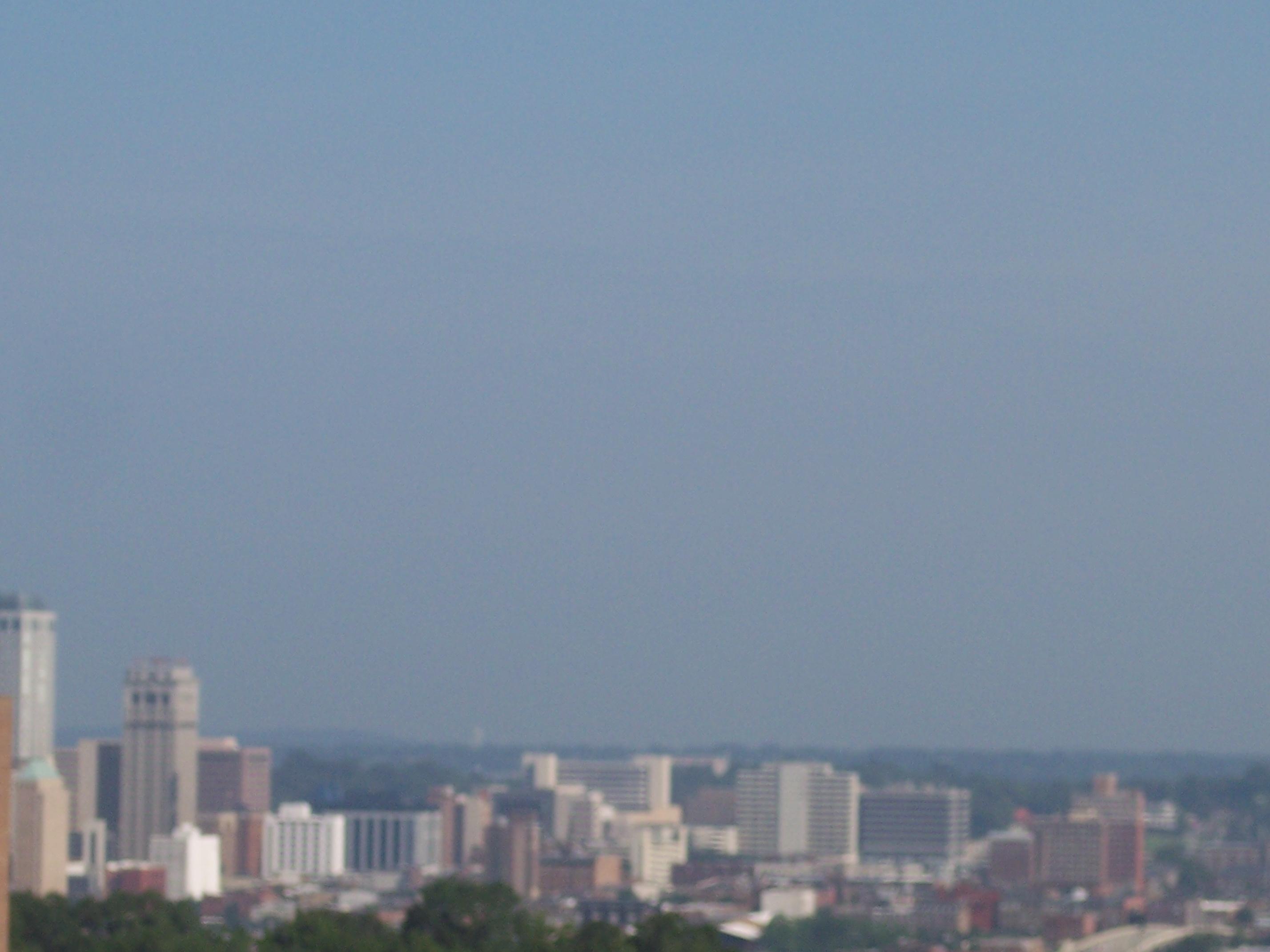 Caption: Birmingham, Alabama