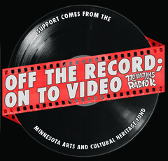 Caption: Off The Record; On To Video from Radio K