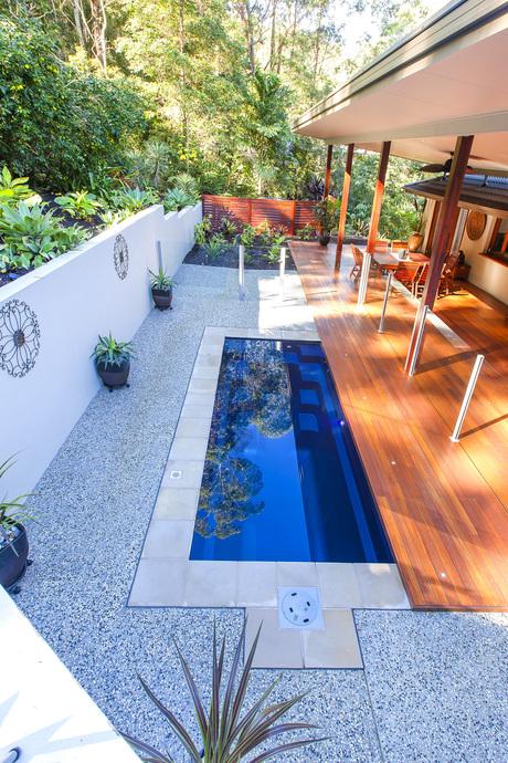 Eden By Narellan Pools: Narellan Pools Eden Plunge Pool Range :: Pool + Spa Review