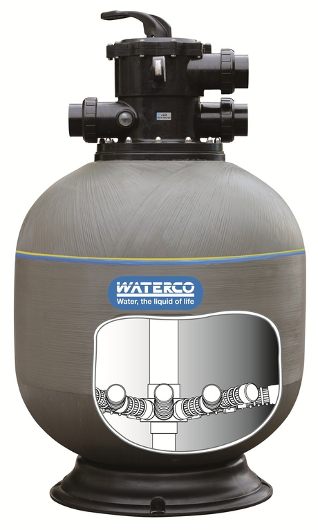 Free from debris the latest in pool filter technology - Glass filter media for swimming pools ...