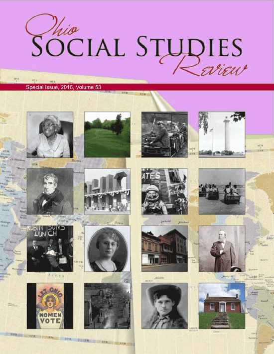 Vol  53, Issue 1, 2016 | Published by Ohio Social Studies Review