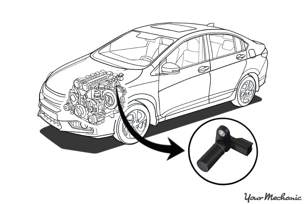 Camshaft Position Sensor Replacement Service & Cost