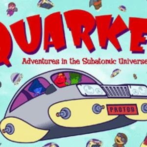 Quarked! Adventures in the Subatomic Universe