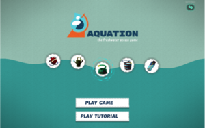 Aquation: The Freshwater Access Game