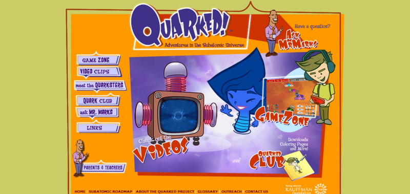 Quarked!_adventures_in_the_subatomic_universe-title_page