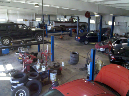 Auto Go Automotive & Tire Specialists in Branson West, MO