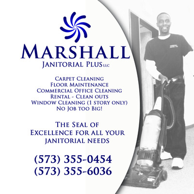 Marshall Janitorial Llc In Columbia Mo Service Noodle