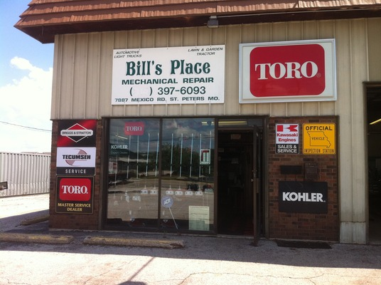 Bill S Place In St Peters Mo Service Noodle
