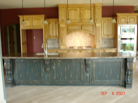 Paul Stockman Custom Cabinet Company In Jefferson City Mo