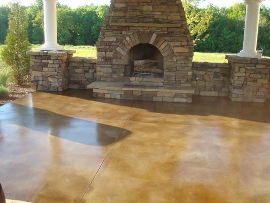Sandbothe Concrete Design In Jefferson City Mo Service
