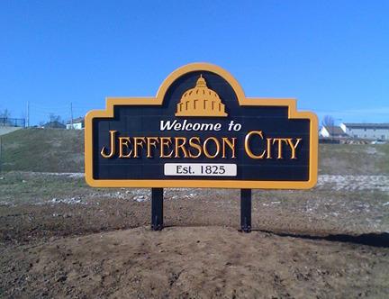 Luetkemeyer Signs In Jefferson City Mo Service Noodle