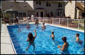 Pools Made Possible In Jefferson City Mo Service Noodle