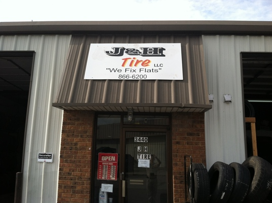 J And H Tires In Springfield Mo Service Noodle