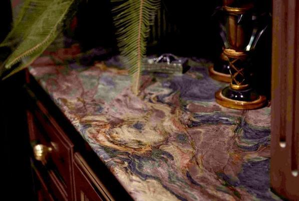 Martellaro Marble Amp Granite In Chamois Mo Service Noodle