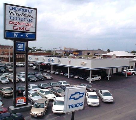 W K Chevrolet Buick Cadillac Gmc Service In Sedalia Mo Service Noodle