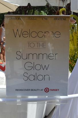 Summer Glow Salon - The Closet Freaks