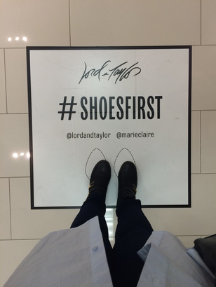 #ShoesFirst with Nina Garcia, Marie Claire, and Lord & Taylor - The Closet Freaks