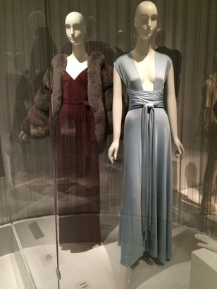 Yves Saint Laurent & Halston Fashioning the 70s at FIT - The Closet Freaks