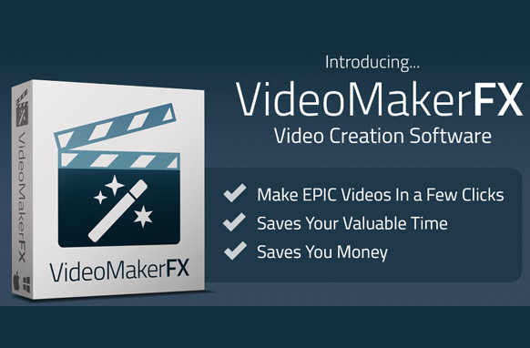 VideoMakerFX – Video Creation Software