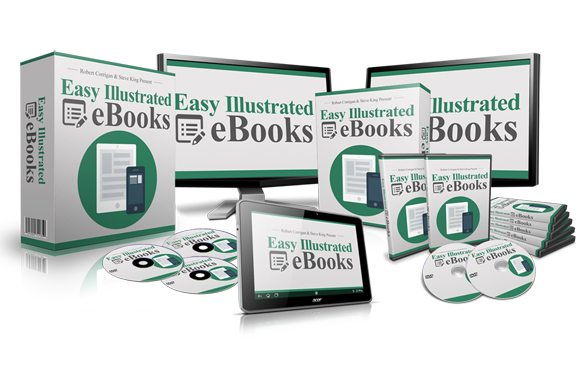 Easy Illustrated eBooks