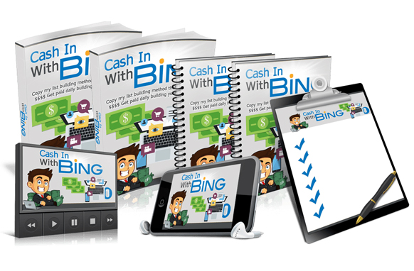 Cash In With Bing