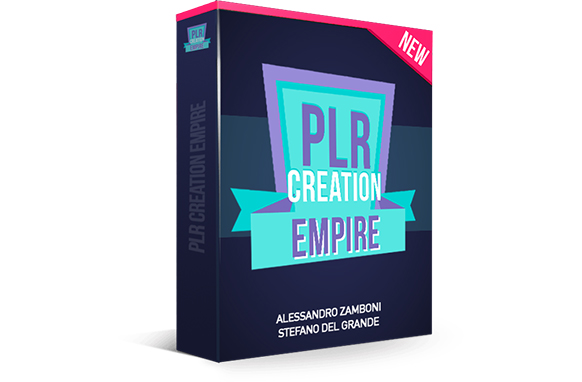 PLR Creation Empire