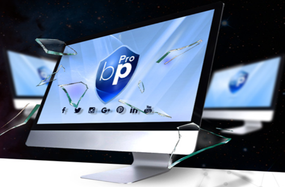 BleuPage Pro One Click Social Media Publisher
