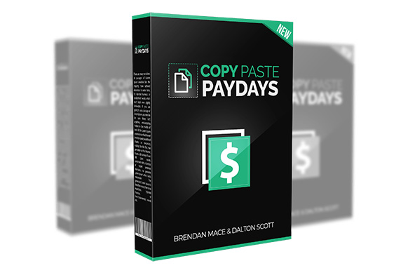 Copy Paste Paydays