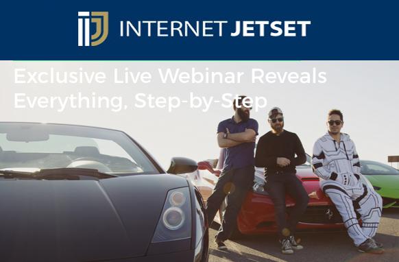 Internet Jetset – Affiliate Marketing Training Course