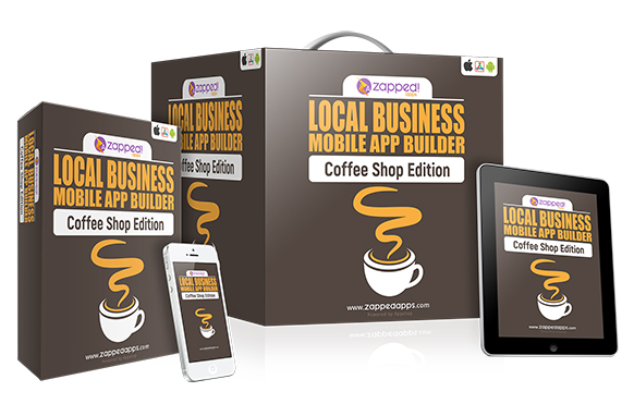Local Biz Mobile App Builder – Coffee Shop Edition
