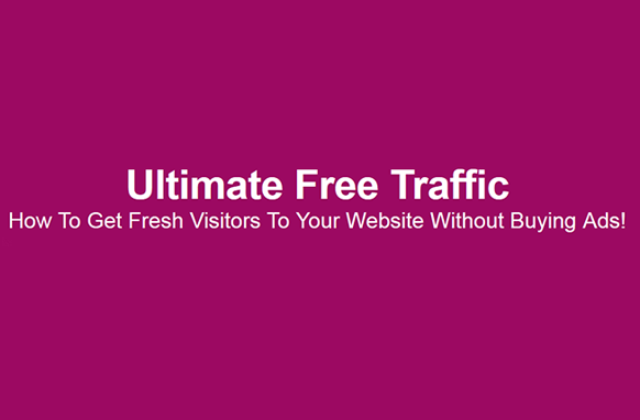 Ultimate Free Traffic